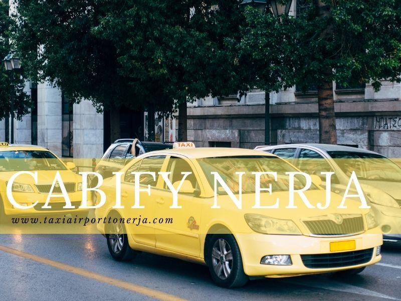 Cabify Nerja