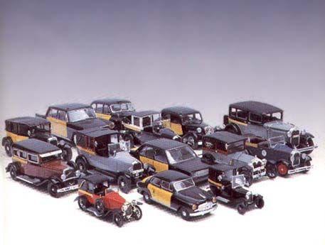 Historia del taxi