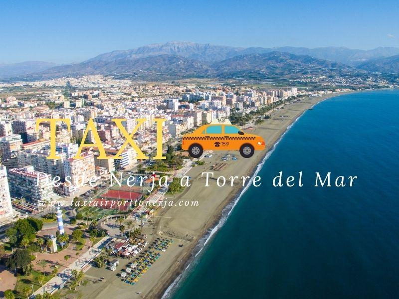 Taxi desde Nerja a Torre del Mar