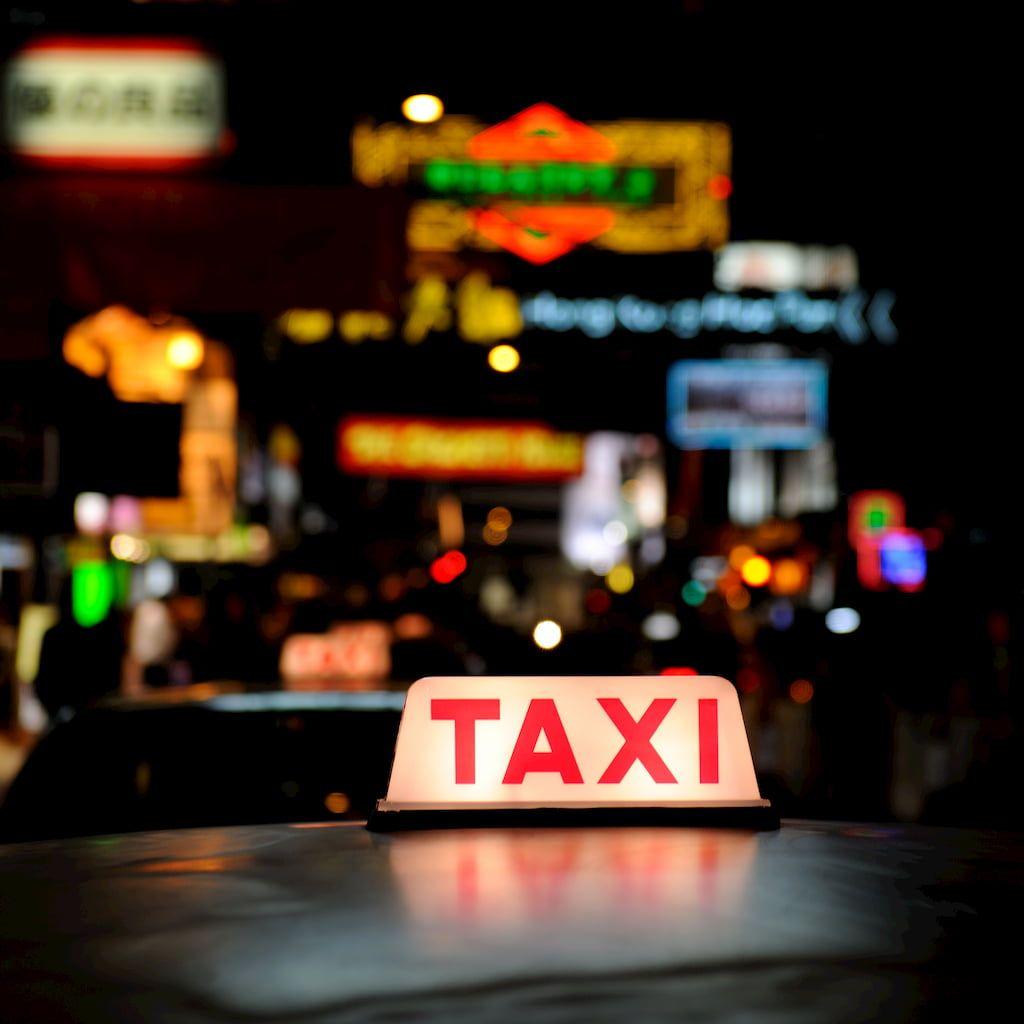 Colores del taxi en el mundo