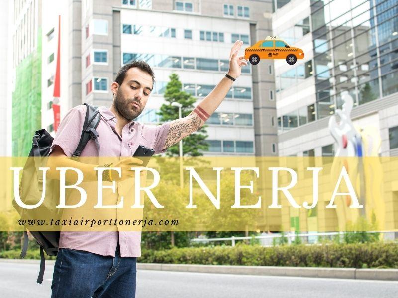 Uber in Nerja