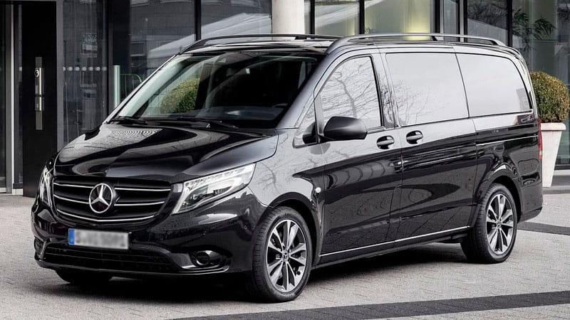 Taxi Mini Van (Mercedes Vito)